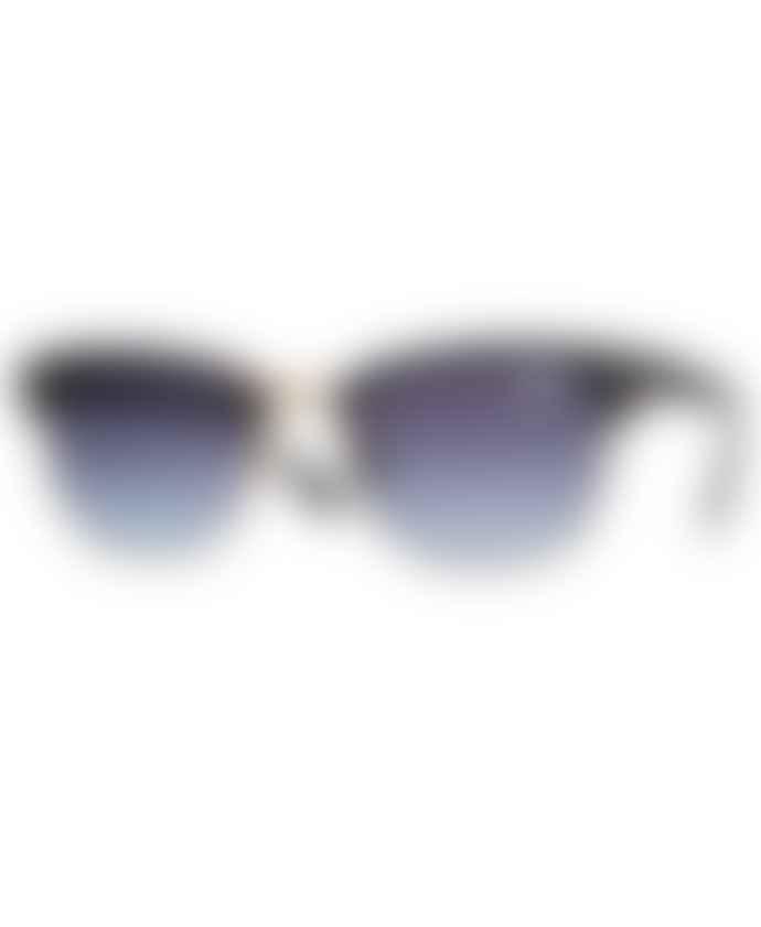 Superdry Black/Amber SDR Leo Sunglasses