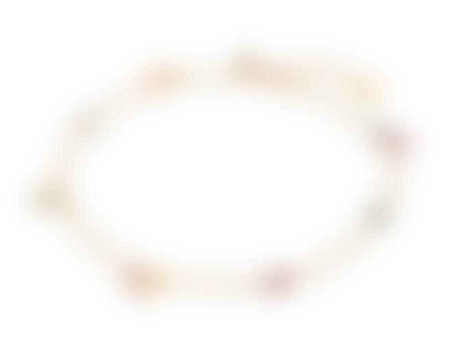 Pernille Corydon Afterglow Pastel Anklet
