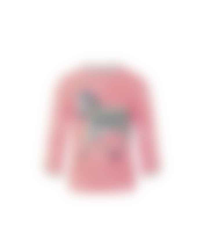 Sunuva Hot Coral Girls Rash Vest
