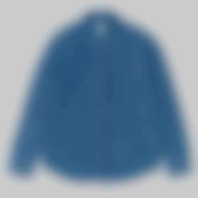 Carhartt  Carhartt L/S Civil Shirt Blue Stone Washed
