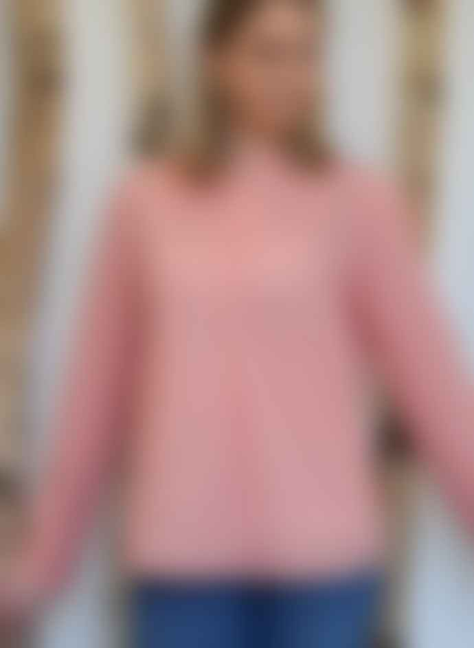 Lollys Laundry Pink Lux Shirt
