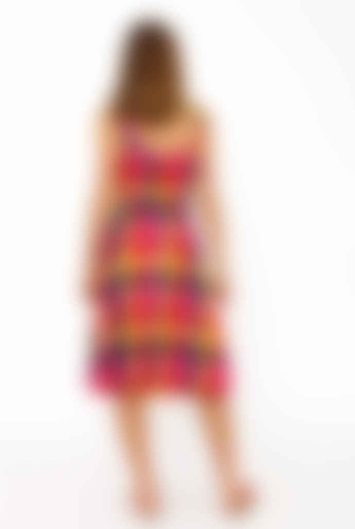 Emily and Fin Pippa Sunset Plaid Dress