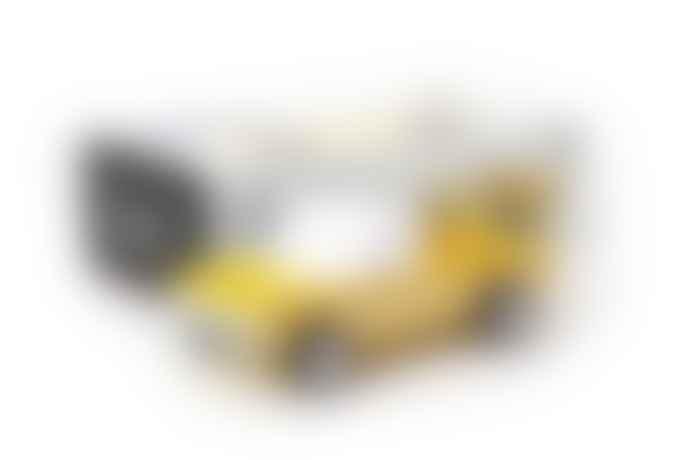 Candylab Yellow Solid Beech Wood Longhom Car