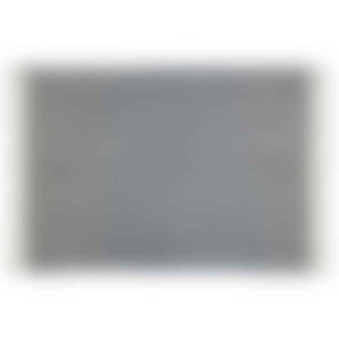 Done by Deer Grey Cotton Polka Dots Carpet 90x120cm