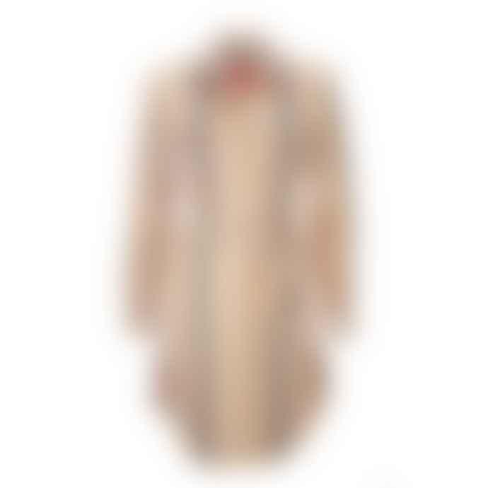 Archie Foal Erica Shirt Dress in Multi-Stripe