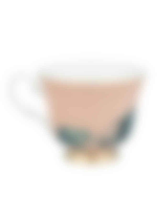 Yvonne Ellen Elephant Teacup and Saucer