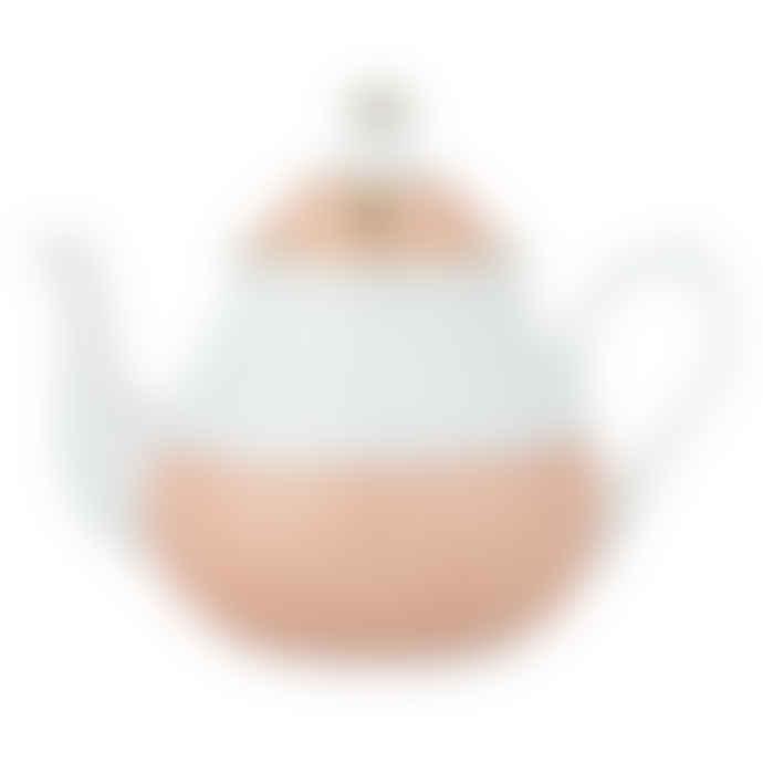 Yvonne Ellen Cockatoo and Zebra Teapot