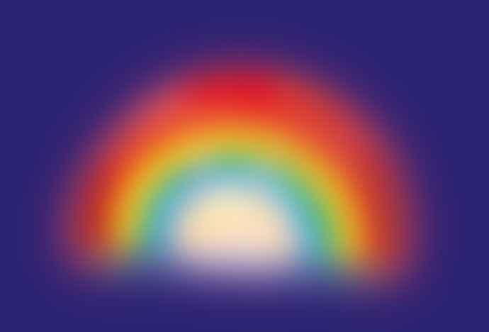 Moses Rainbow Floor Lamp
