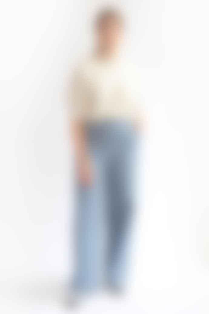 Stella Nova Tippi Pant In Blue And White Stripes