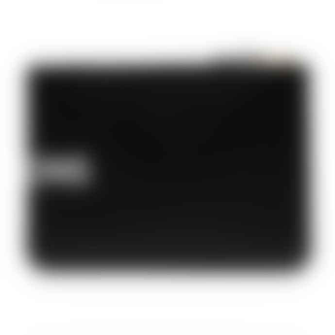 Comme Des Garcons  CDG Huge Logo Wallet (Black SA5100HL)