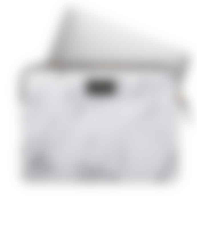 Wouf White Marble 15inch Laptop Sleeve