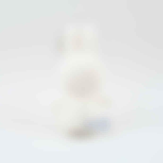 Miffy Corduroy White Miffy - Medium