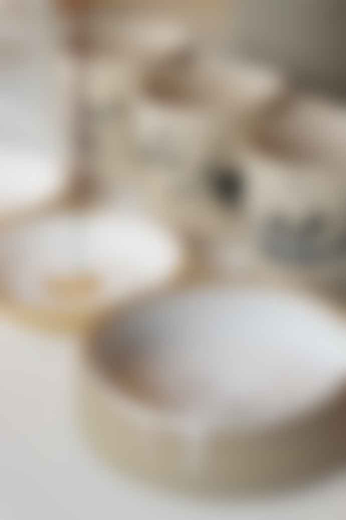 Clae by Josie Swift Handmade Stoneware Soap Dish