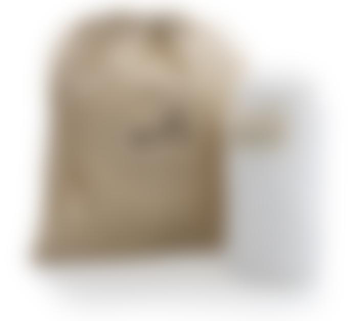 Magic Organic Apothecary Set 2 Bamboo Face Cloths In Hemp Bag