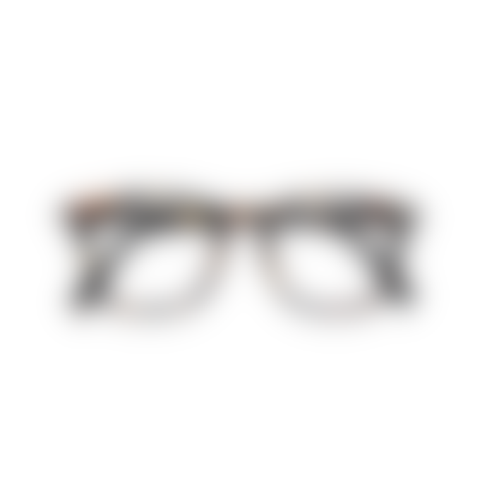 IZIPIZI Reading Glasses in Tortoise (Frame Shape: #E)