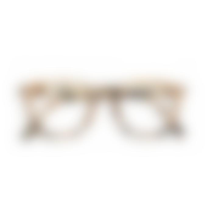 IZIPIZI Reading Glasses in Light Tortoise (Frame Shape: #E)