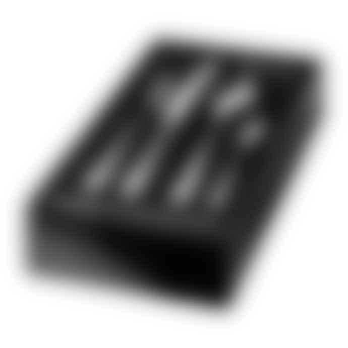 Robert Welch 24 Pieces Stainless Steel Malvern Bright Cutlery Set Box