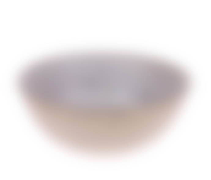 HK Living Egg Shell Patern Ceramic Bowl