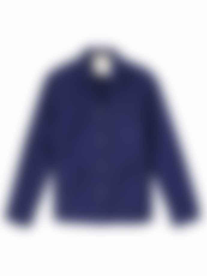 Le Mont St Michel Le mont saint michel - Blue Work Jacket Men's