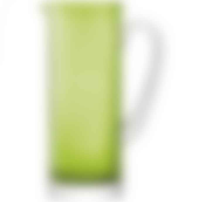 LSA International 1.5L Lime Glass Basis Jug