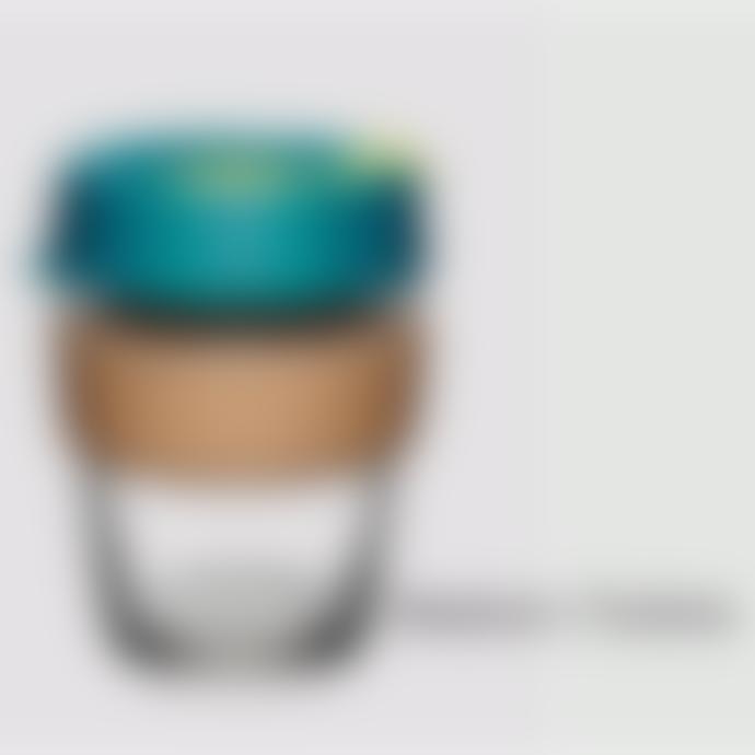Medium Brew Glass Reusable Coffee Cup