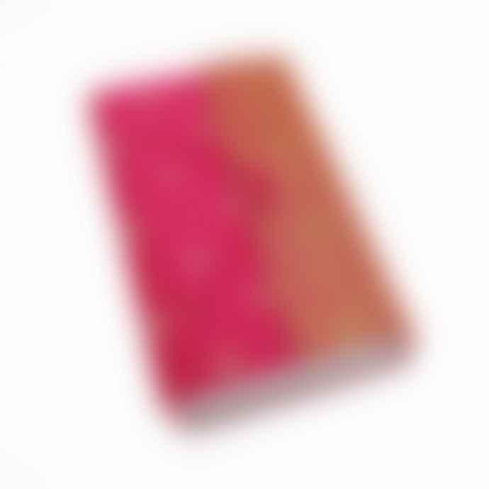 Paper High Pink Extra Large Sari Journal