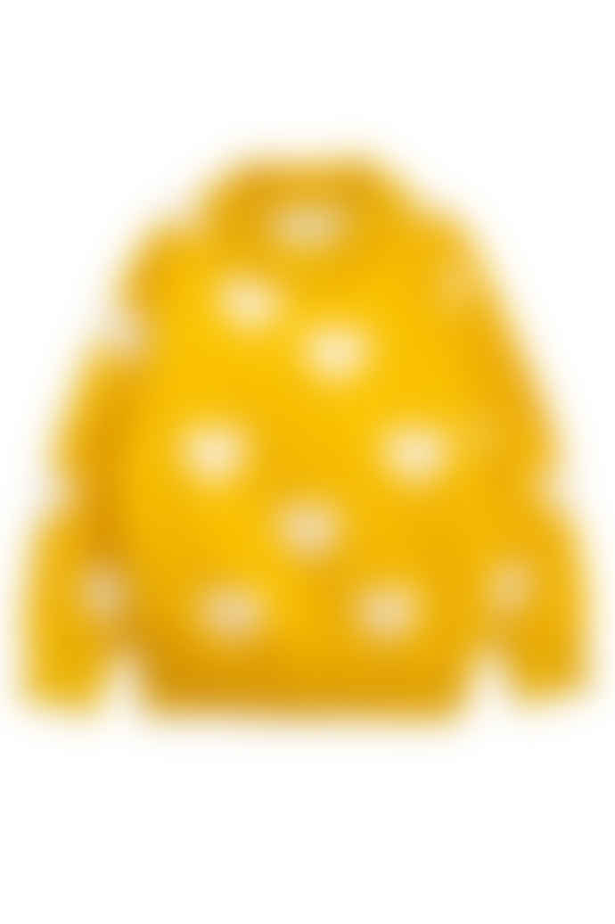 Mini Rodini Knitted Heart Sweater