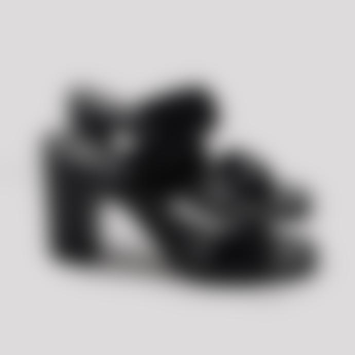 Miista ADORA Black Heels