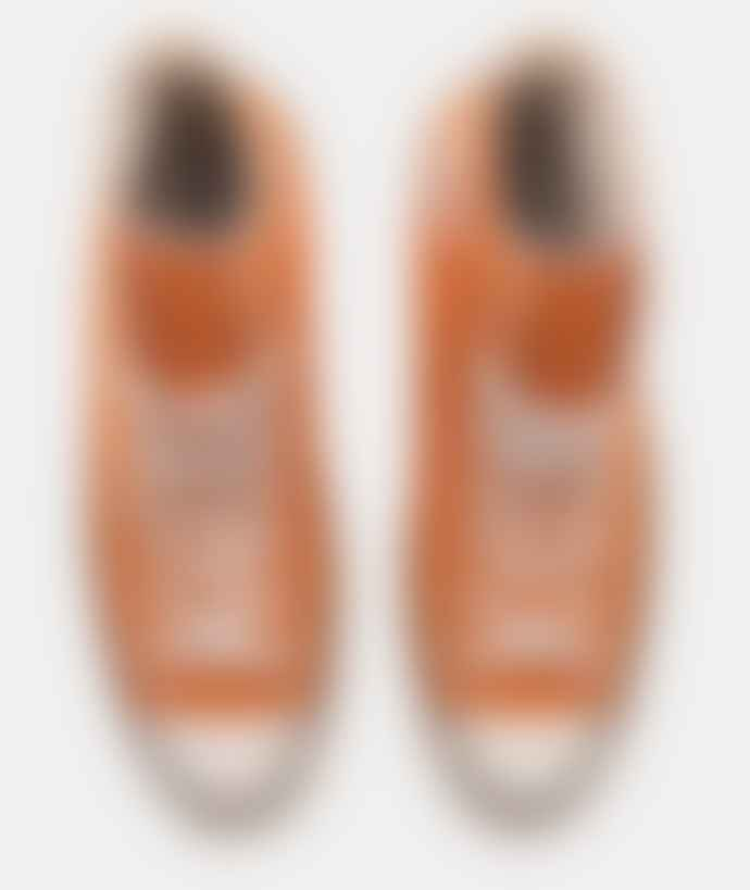 Converse Tangelo Black CTAS 70 HI Shoes