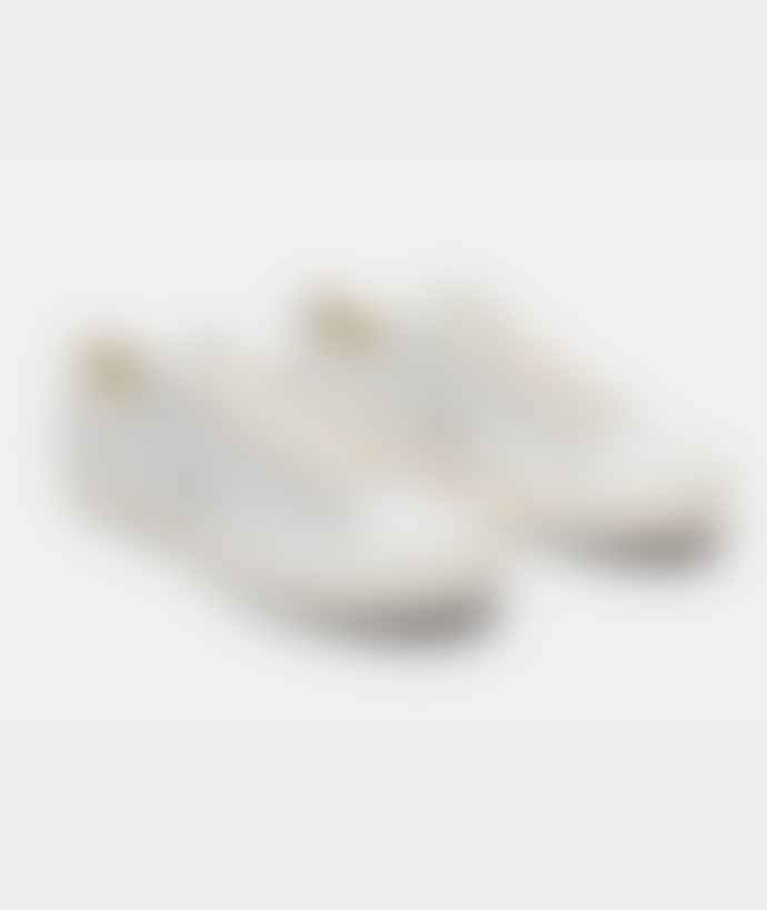Converse White Vibrant Orange One Star X Carhartt WIP Shoes