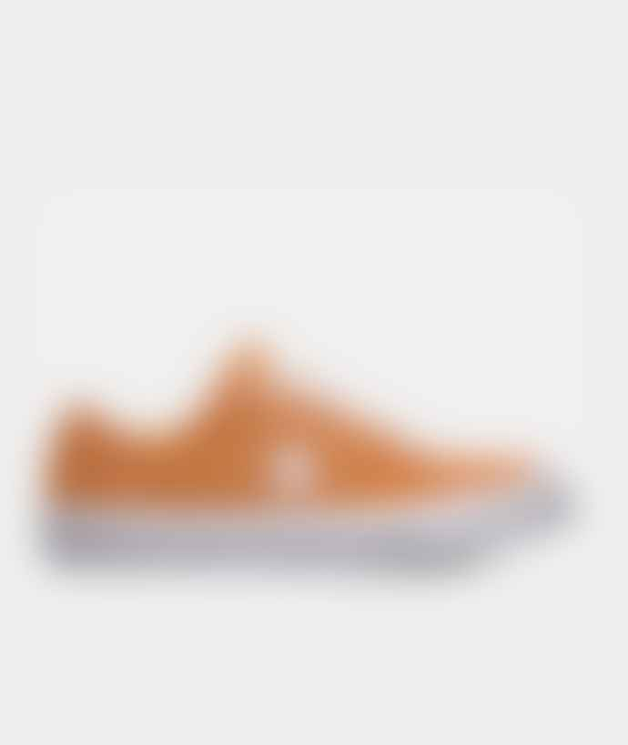 Converse Bold Mandarin Suede One Star OX Sneakers