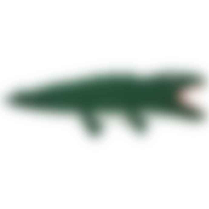 Large Green Organic Cotton Jeremy Crocodile Toy