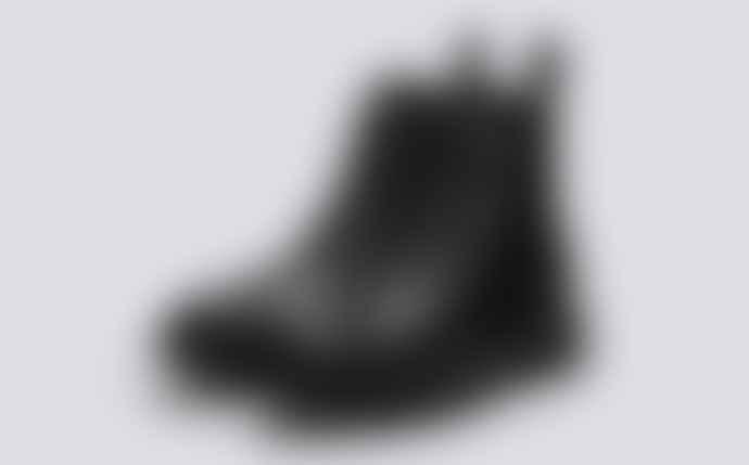 Grenson Black Nanette Boots