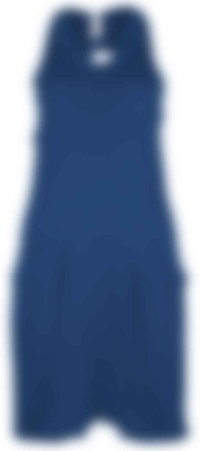 Format JUNE blue Single Dress