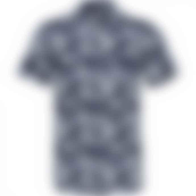 Knowledge Cotton Apparel  1001 Total Eclipse 90665 Shirt