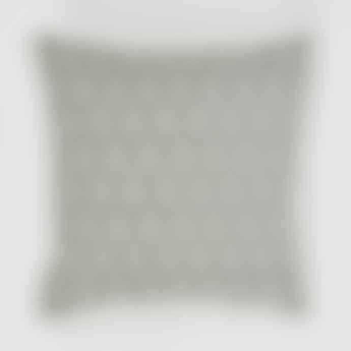 Weaver Green Jaipur Acorn Dove Grey Indoor / Outdoor Cushion