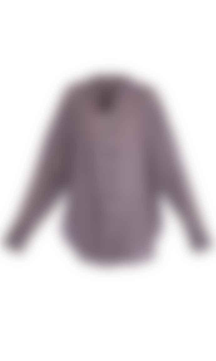 Pebble Grey Light Cotton Shirt