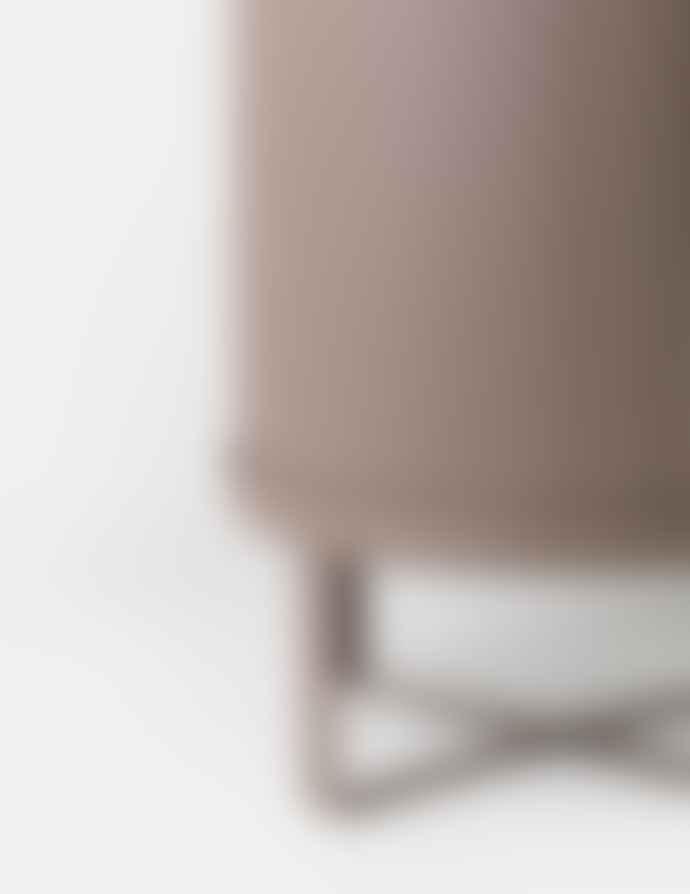 Ferm Living Warm Grey Large Bau Pot (4 colours)