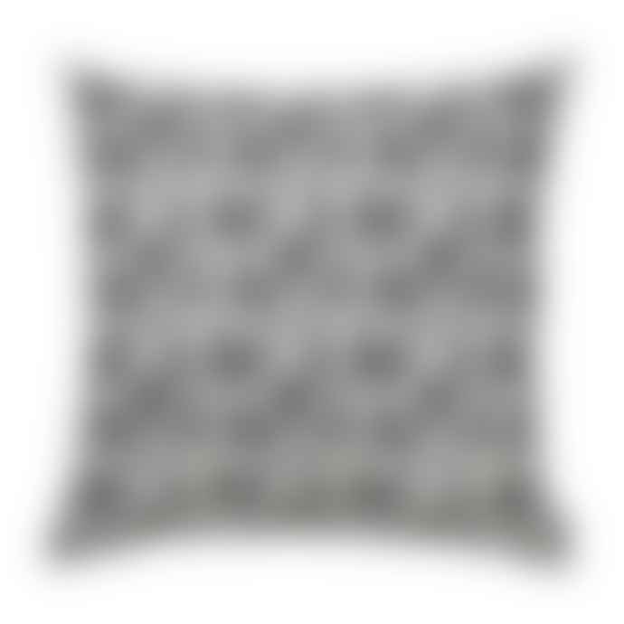 Ferm Living Large Spear Floor Cushion 80x80 cm (2 colours)