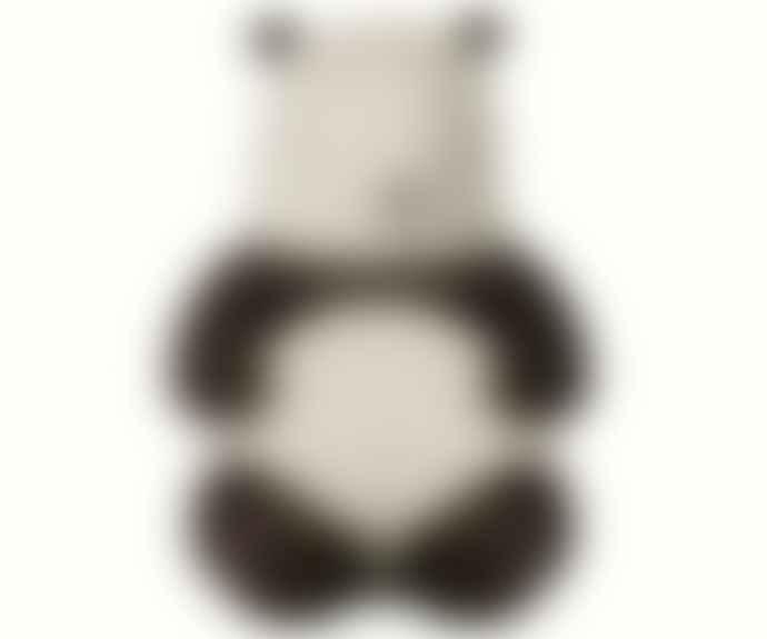 Maileg Medium Linen Panda Noahs Friends