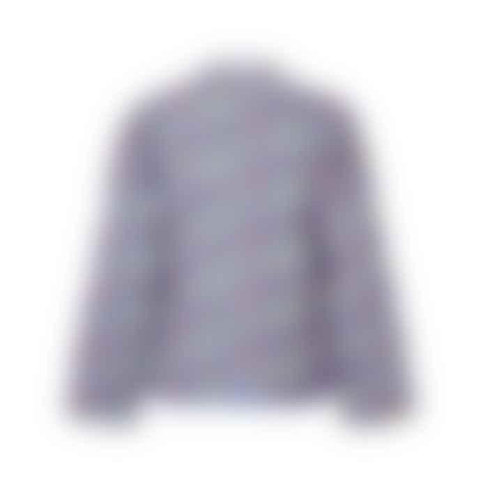Lollys Laundry Emilia Padded Jacket Blue