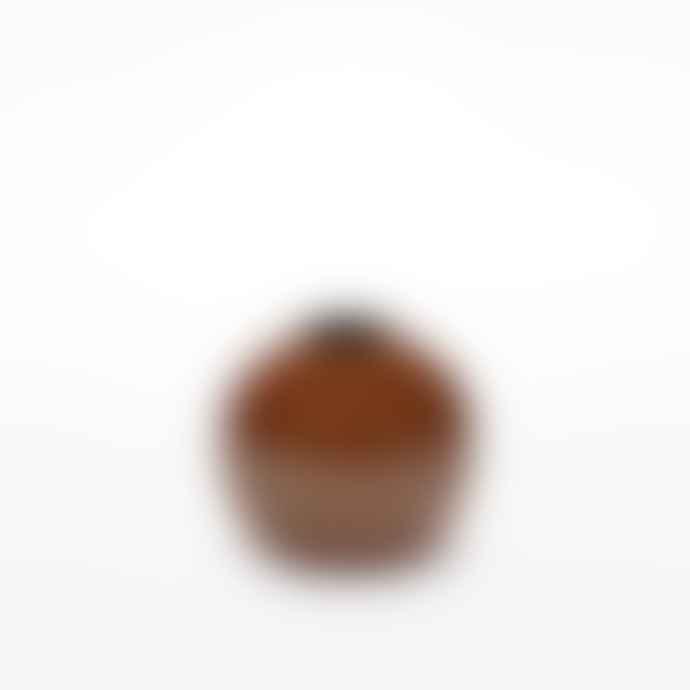 Serax Anita Le Grelle Small Ball Vase Rust