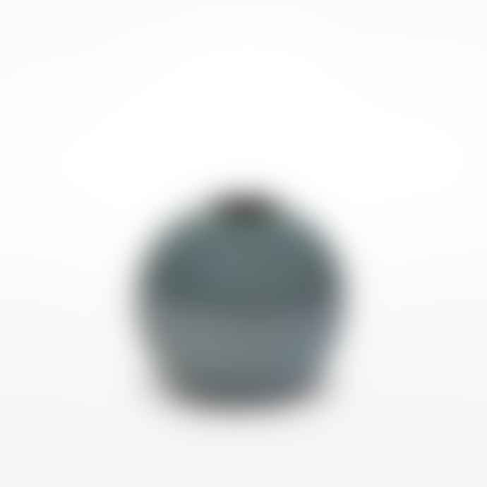 Serax Anita Le Grelle Medium Ball Vase Smokey Blue