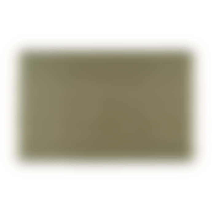 Silkeborg Green Wool Rømø Blanket 140×240