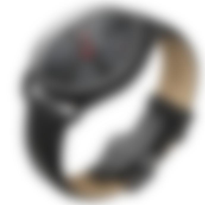Calender Watch black - WHAT Watch