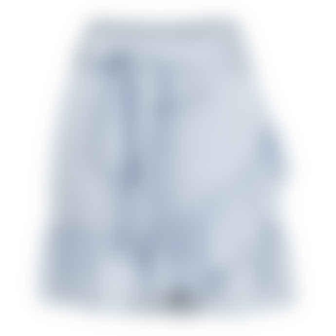 Neo Noir 100460 BELLA SOLID SKIRT BLUE NEO NOIR 13464901