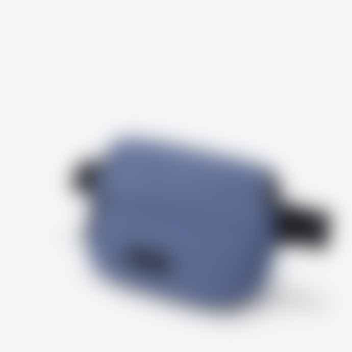 Ucon Acrobatics Blue Suede Leather Jacob Bag