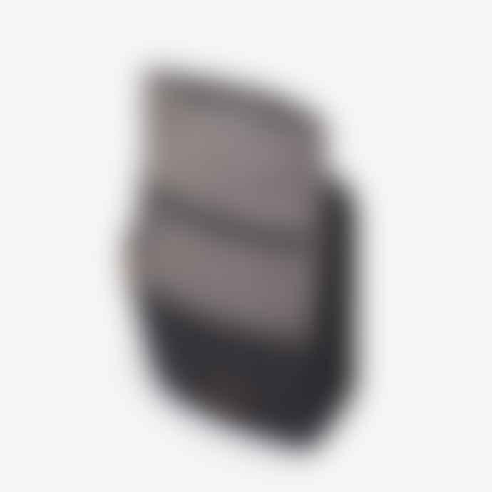 Ucon Acrobatics Black Cotton Canvas Original Nathan Backpack