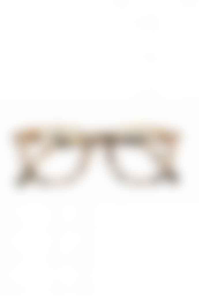 IZIPIZI Let Me See E Light Tortoise Reading Glasses