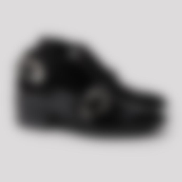 Miista ISABELLA Black Mid-Heels